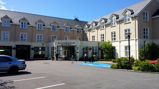 Riverside Hotel Killarney: Riverside Hotel, Killarney, July 2016