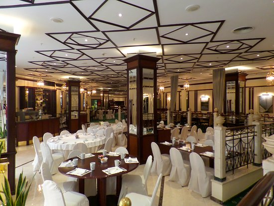Moscow Marriott Grand Hotel: Samobranka