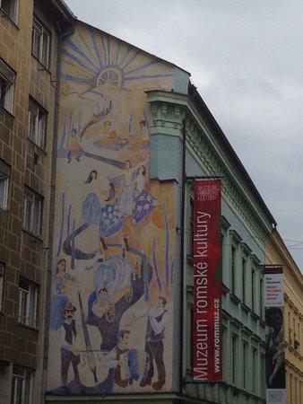 Brno, República Checa: Museum of Romani Culture