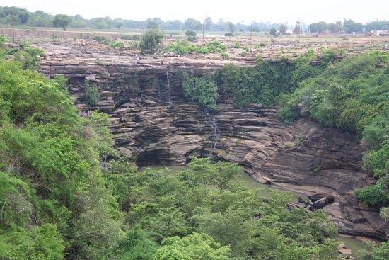 Tanda Falls