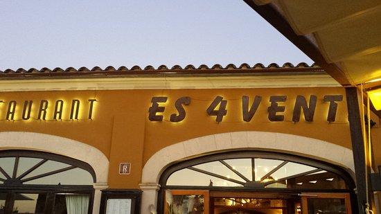 Algaida, Espagne : Entrada