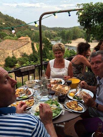 Roquebrun, Francja: photo1.jpg