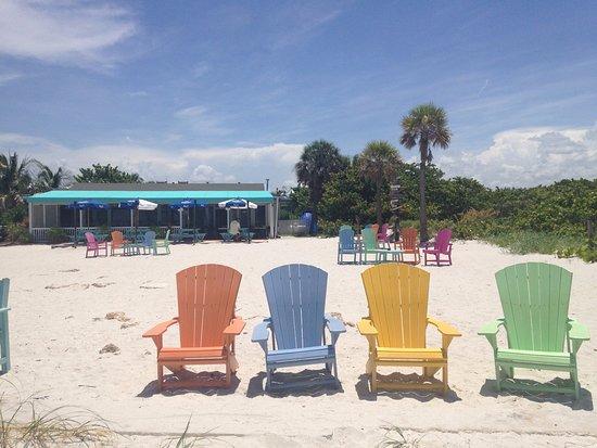 Boca Grande, FL: South Beach Grill...great food; great views