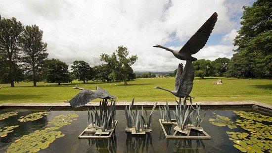 St. Asaph, UK: Water Gardens