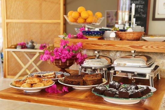Saylam Suites: Kahvaltı