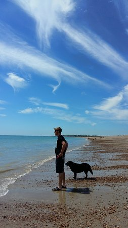 Littlehampton, UK: Love this beach