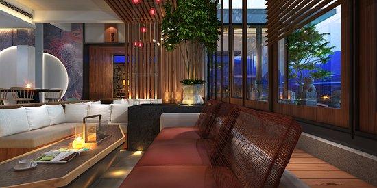 Li River Resort: Restaurant