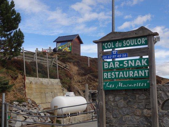 Station de ski Col d'Aubisque - Lieu de loisirs à Béost