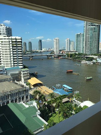 Mandarin Oriental, Bangkok: 12th floor look