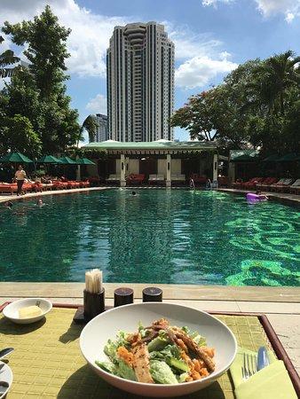 Mandarin Oriental, Bangkok: just perfect!