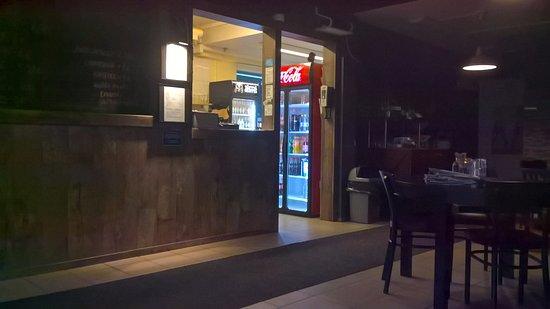 Haukipudas, Finlandia: ruokailutila