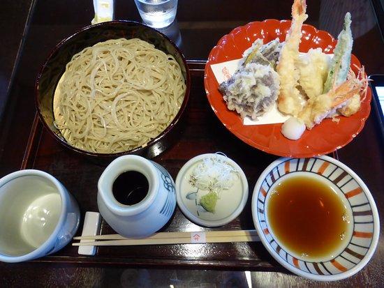 Tendo, Japón: 天せいろ蕎麦