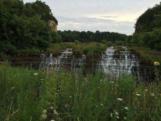 Galena, IL: Thunderbay Falls