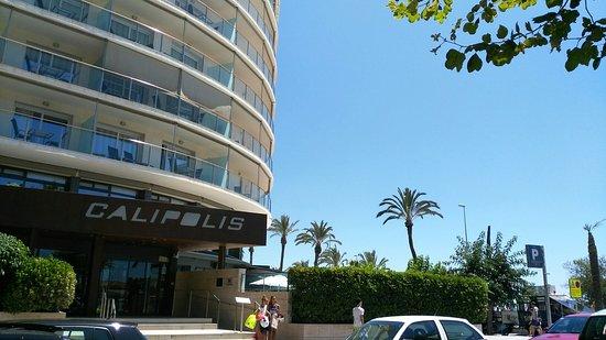 Hotel Calipolis: IMG_20160724_131717_large.jpg