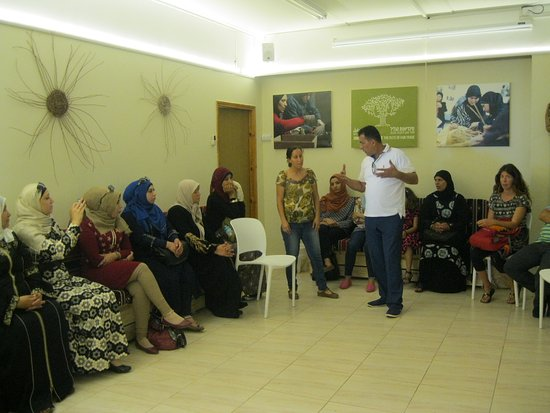 Kfar Cana, Israel: Group session