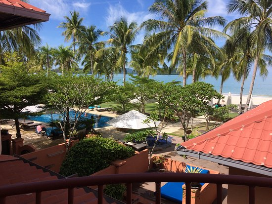Casa del Mar, Langkawi: Sea view from the suit