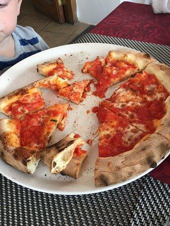 Il Geco : Pizza baby