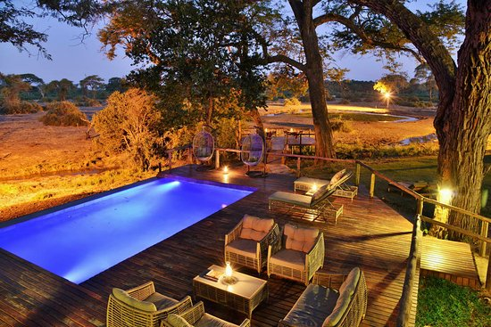 Elephant Valley Lodge: Pool Area