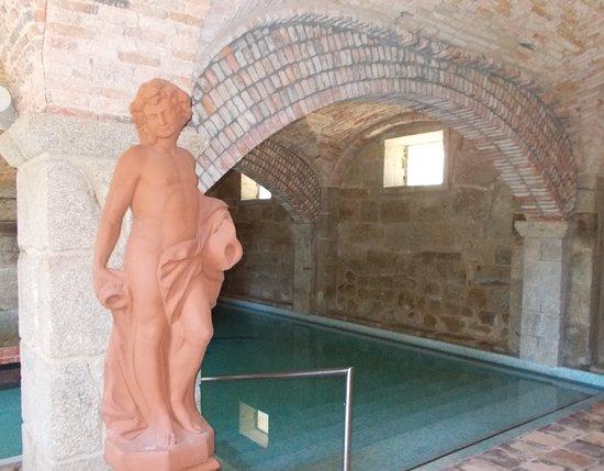 Alpendurada e Matos, Portekiz: The indoor pool