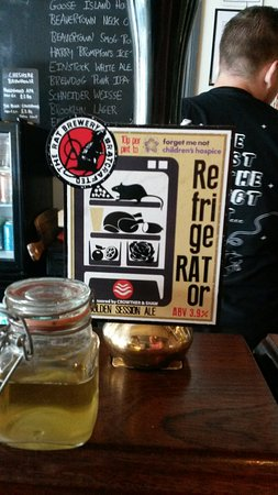 Newton Le Willows, UK: The Firkin