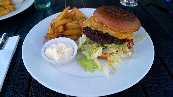 Nakskov, Danimarka: Burger.