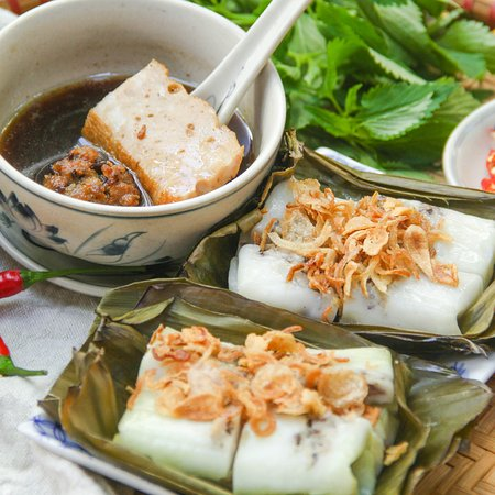 banh beo how to eat