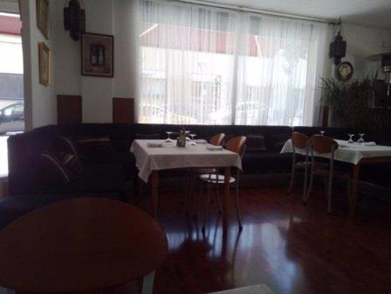 Martorell, สเปน: Interior restaurante