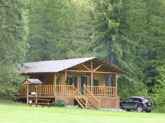 写真Cozy Cabins Nature Resort枚