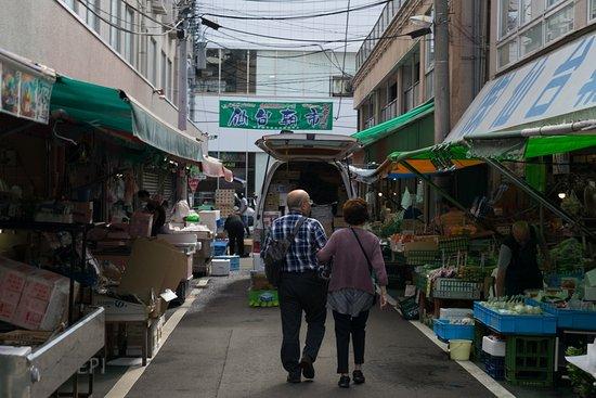 Sendai Asaichi Photo
