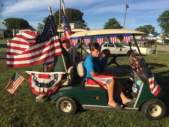 Ewell, MD: 4th of July Celebration 2016