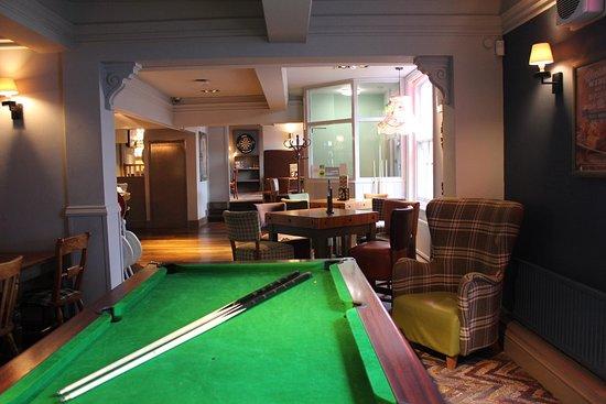 Loughborough, UK: Bar