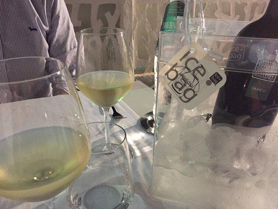 Calasetta, Włochy: L'originale seau à glace