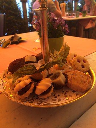 Hotel Olden: Sehr leckeres Essen, aber auch sehr teure Preise!