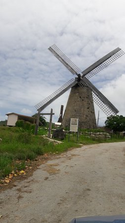 Saint Andrew Parish, Barbados: Mill