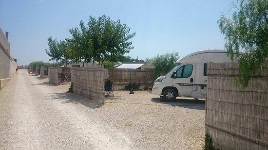 Area Camper Venere
