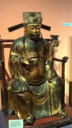 Musée Asiatica : pièce exposée dans ce musée