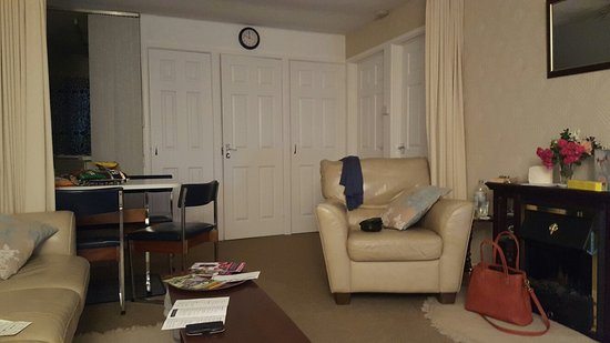 Kilkhampton, UK: This is 25 the manor chalet, we stayed in ,owned by carefree holidays ,