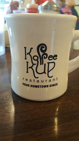 Lake Zurich, IL: Koffee Kup