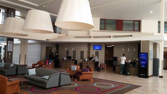 Radisson Blu Hotel & Spa, Galway: Radisson Blu Galway, Galway, Ireland, July 2016