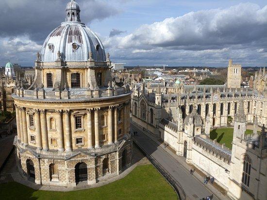 Oxford Tour Guides
