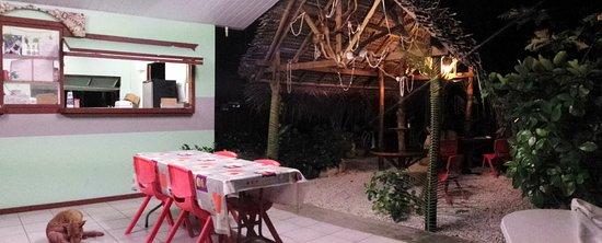 Tuherahera, เฟรนช์โปลินีเซีย: Deuxième terrasse plus pittoresque