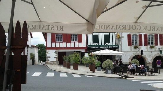 La Bastide Clairence, Frankrike: 20160724_131233_large.jpg