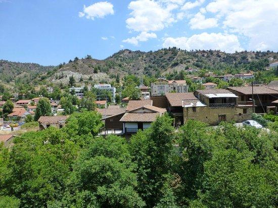 Kakopetria Village View