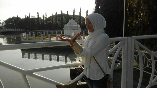 Aceh, Indonesia: Taman putro phang