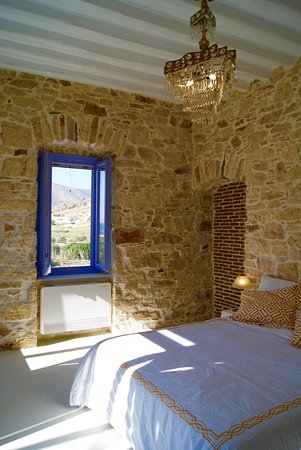 Poseidonia, Grécia: our bedroom