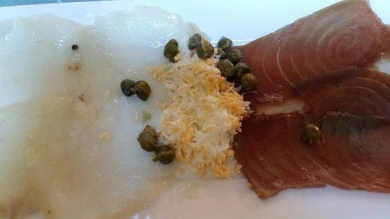 Sant Joan les Fonts, Spanien: Restaurant - Masia Cal Sordet