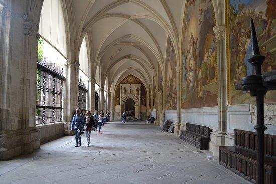 Province of Toledo, Espanha: Внутренний двор