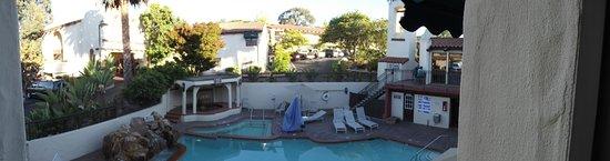 Arroyo Grande, Καλιφόρνια: view from room