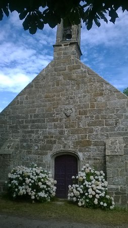Do not miss the Chapelle de Trémalo in Pont-Aven