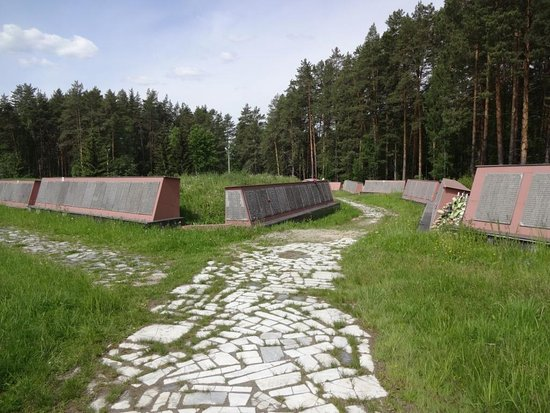Memorial to the Unknown Victims of Prisons and War Camps GULAG